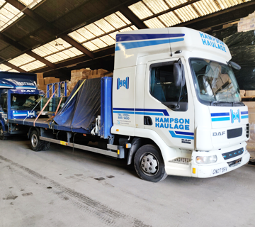 7.5t Curtain Sided & Flat Bed Vehicles