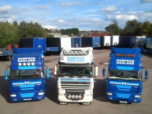 Hampson Haulage - Depot