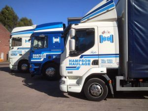 Hampson Haulage - Line Up