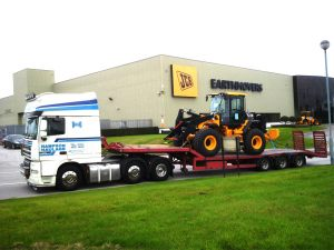 Hampson Haulage - JCB Stafford